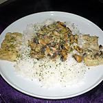 recette Poisson sauce aux moules