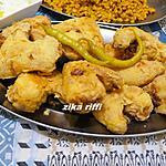 recette Fried chiken wings-ailes de poulet frites comme à la Street Food