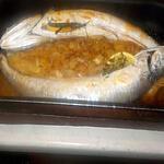 recette Merluchon roti et sa compotée de fenouils