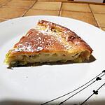 recette Clafouti aux kiwis