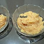recette Confipote de coings aux épices de Noël