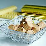 recette Praline au chocolat blanc et gavotte, 2 ingrédients seulement