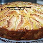 recette Gâteau aux pommes extra.