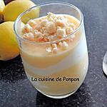 recette Crème au citron et mascarpone de Cyril Lignac