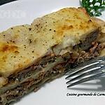 recette Lasagnes aux deux viandes sauce tomate et béchamel au parmesan