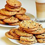 recette Cookies aux 2 chocolats selon Cyril Lignac