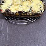 recette Lasagne de poirées à carde rouge
