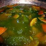 recette Confiture de courge (spéciale confiture) et d'oranges
