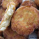 recette Croquettes de pomme de terre au fromage