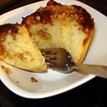 recette Petits cakes fondant pomme cannelle!!!!