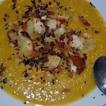 recette Soupe d'Emma ( aux croutons persillé )