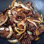 recette Boeuf aux oignons asiatique