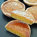 recette Tartelette potimarron figue citron