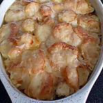 recette gratin pomme de terre saucisse fumé façon raclette