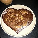 recette Brownies au chocolat au lait beurre de cacahuète et aux noisettes
