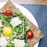 recette Authentique pate à galette bretonne 100% sarrasin (blé noir)