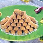 recette ghaiba homs (gateau a base de farine de pois chiche)