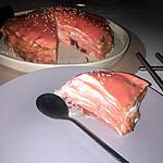 recette Gâteau de crêpes a la chantilly mascarpone