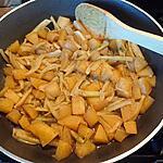 recette poëlée de légumes de saison