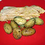 recette Grenailles Ratte Confites A L'Ail, Aux Herbes & Aux Épices