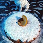 recette Gâteau moelleux à l'orange parfumé rempli d'une  crème d'orange
