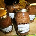 recette Crème de marrons, rhum et tonka.
