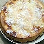 recette clafoutis aux poires lait concentré noix de coco