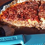 recette tarte à la bolognaise de Sophie