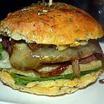 """recette Burger """" Munster et endives """""""
