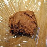 recette Pâte sablée chocolat noisettes de C. Felder...