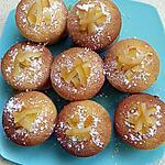 recette petits fondant marmelade et écorces d'orange confite