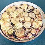 recette gateau de pomme de terre aux foie de volaille confit