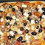 recette LA PIZZA