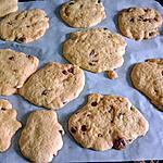 recette Cookies facile et rapide au kinder