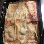 recette Lasagne aux saucisses et la mozzarella