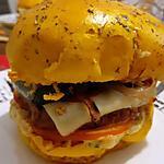 recette Oléeeee Burger España