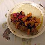 recette Saucisse à rôtir aux poivrons