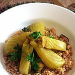recette Tajine de poulet au fenouil