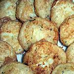 recette Souflet aux champignons coeur fromage.