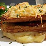 recette CrOque Raclette