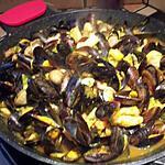 recette riz aux bouillon de la mer