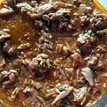 recette thon a la Sauce escabèche