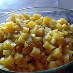 recette pommes de terre en sac