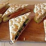 recette pain polaire aux 3 saveurs