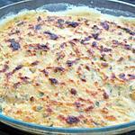recette quenelles de veau sauce aurore