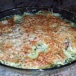 recette gratin de pommes de terre au bouillon