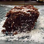 recette Fondant chocolat-coco