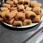 recette Makrouts (makrouds) moelleux aux dattes