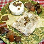 recette L'assiette mixité culturelle du jour