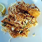 recette Biryani au poulet bien parfumé